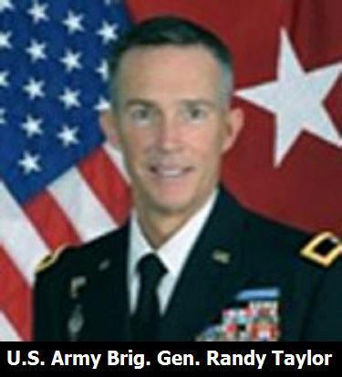 Brig. Gen. Randy Taylor