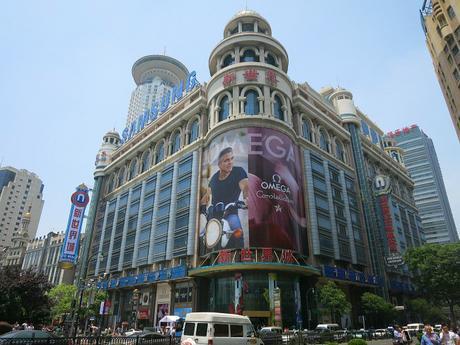 Shanghai Buildings  Mint Mocha Musings