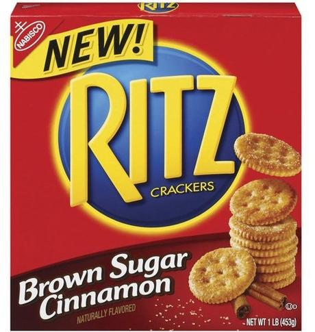top 10 weird and unusual ritz crackers paperblog