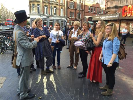 Join a musical theatre walking tour in London with Neil Maxfield – this is the first in its kind