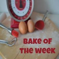 Link up your baking posts from the last week
