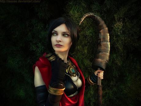 morrigan___dragon_age_by_isssse-d8rfluh