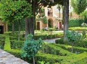 Gardens Alhambra Generalife, Granada, Spain Part Partal Generalife