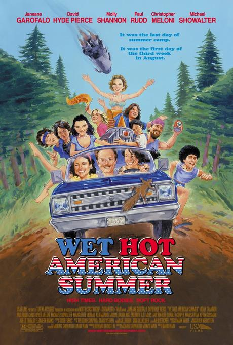 MOVIE OF THE WEEK: Wet Hot American Summer