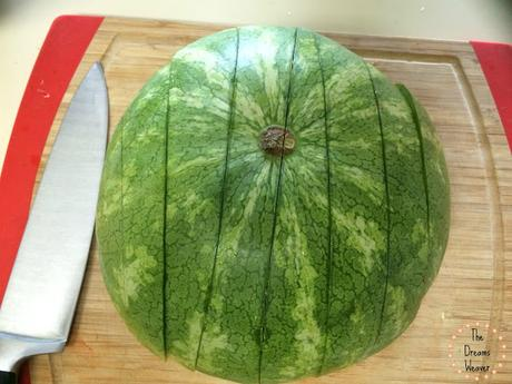 Watermelon Hack: Cutting for Clen Eating~ The Dreams Weaver