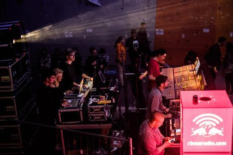 Projections and Reflections. What it was like to shoot the RBMA scene at Distortion 2015