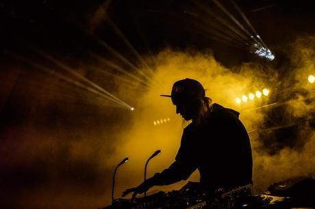 Cashmere Cat performs at Red Bull Music Academy stage at Distortion festival in Copenhagen, Denmark on June 5th, 2015