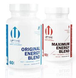 UPTIME Energy Drinks and Energy Tablets – More Than Energy to Stay Awake, It's Energy to Excel