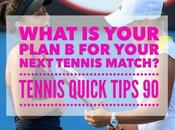 What Your Plan Next Tennis Match? Quick Tips Podcast