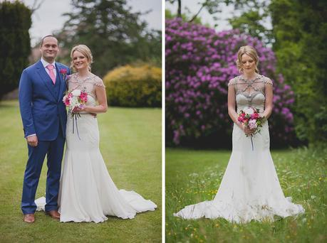 Devon Wedding Bridal portraits