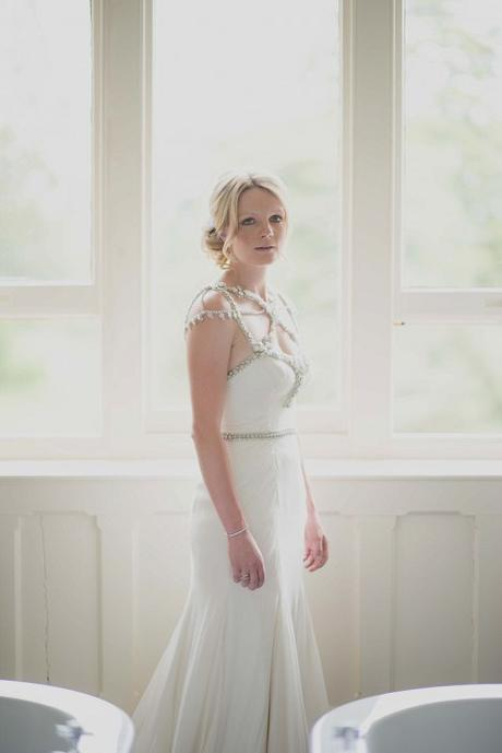 Devon Wedding Photography - Bridal portrait