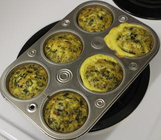 Food Favorites: Egg Muffins With Clever Foodies Scramble