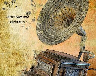 carpe carmina celebrates V (featuring artists Will Robert & Jamie Sloan)