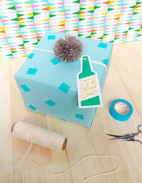 printable beer bottle gift tags