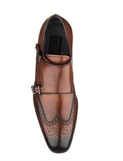 Dandy Daddy:  To Boot New York Burns Dress Shoe