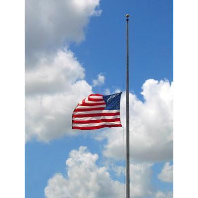 Charleston:  Prayers for the murdered