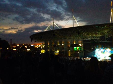 Lady Antebellum, Hunter Hayes and Sam Hunt at The Molson Canadian Amphitheatre