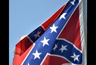THE CONFEDERATE BATTLE FLAG IS A SYMBOL OF HATE