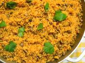 Arroz Gandules (Puerto Rican Rice with Pigeon Peas)