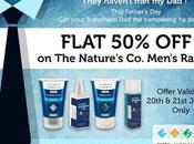 Nature's Co.: Monsoon Updates Father's Exclusive, BeautyWish Released More