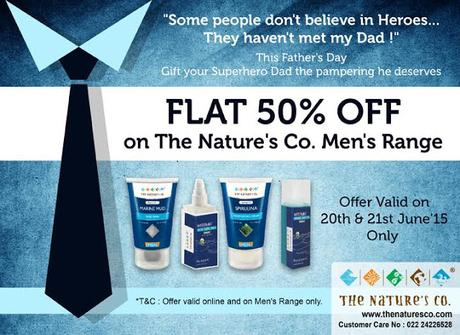 The Nature's Co.: Monsoon Updates – Father's Day exclusive, BeautyWish Box Released and More