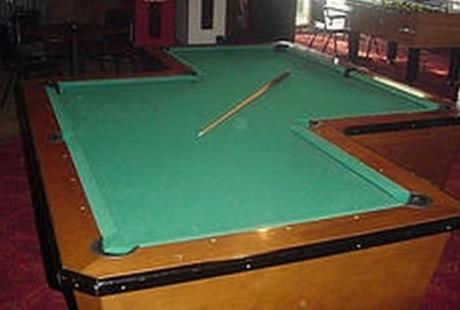 Lovely Beautiful Pool Tables Top 10 Crazy And Unusual Shaped Throughout ...