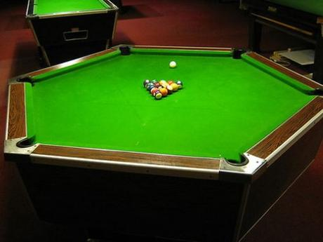 Charmant Top 10 Crazy And Unusual Shaped Pool Tables