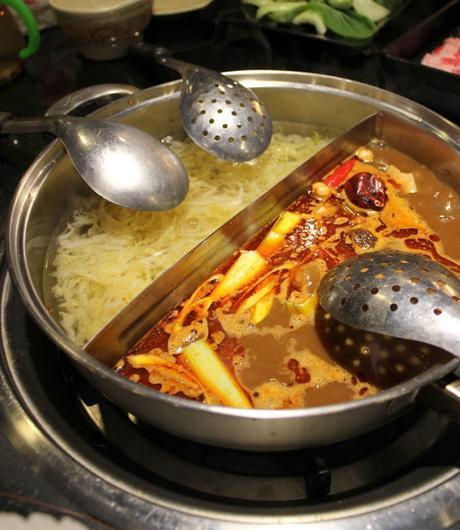 Mala Spicy Hot Pot - Ximending, Taiwan