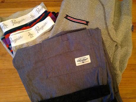 Father's Day with Scotts Menswear