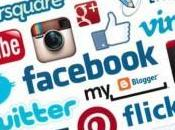Social Media Sites Website Traffic From January May, 2015