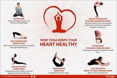 yoga day special  how yoga keeps your heart healthy
