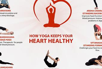 Yoga Day Special How Keeps Your Heart Healthy