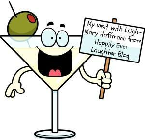 happily ever laughter flat martini