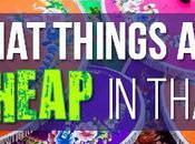 What Things Cheap Thailand?