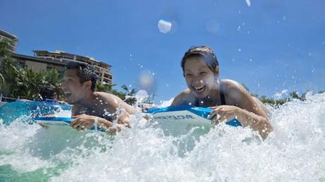 Wave Lagoon. Image from the Travel NT website.