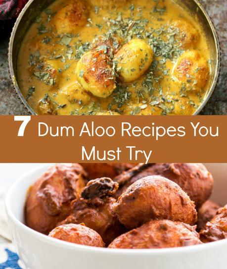 how to make dum aloo