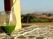 Orange Mine, Green Juice