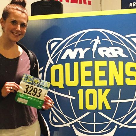 Queens 10K Recap via @FitfulFocus