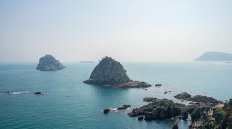 Scenic Sites of Busan: Taejongdae and Oryukdo