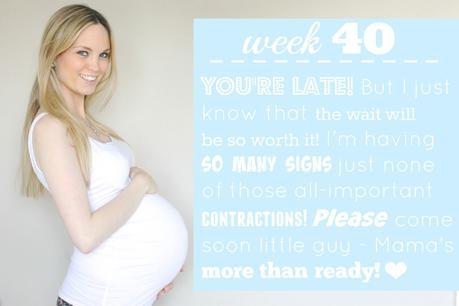 40 weeks pregnant, 40 weeks, 40 week bump,