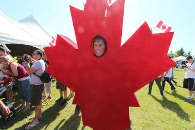What to wear on Canada Day so you don't look sloppy while getting drunk