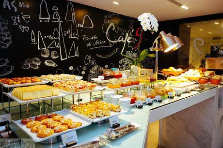 Bangkok Pavilion Thai Restaurant Menu