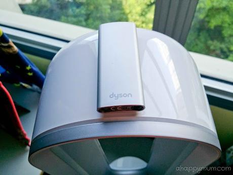 Cleaner, better and safer air in the home with Dyson Pure Cool