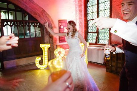 Wedding Photography Merchant Adventurers Hall Dance and Party Shots