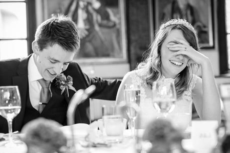 Documentary Wedding Photography at Merchant Adventurers Hall Speeches