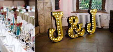Merchant Adventurers Hall Wedding Photography Room Details with Gold & Bright Colours