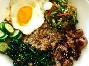 Healthy Recipe: Korean Bibimbap
