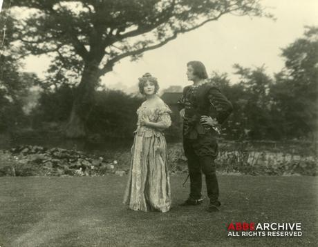 James Abbe: Capturing the silent screen