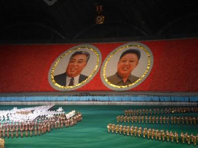 mass games national day pyongyang