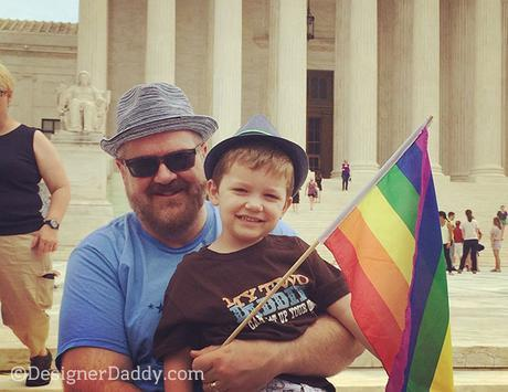 Our field trip to SCOTUS the day same-sex marriage became legal